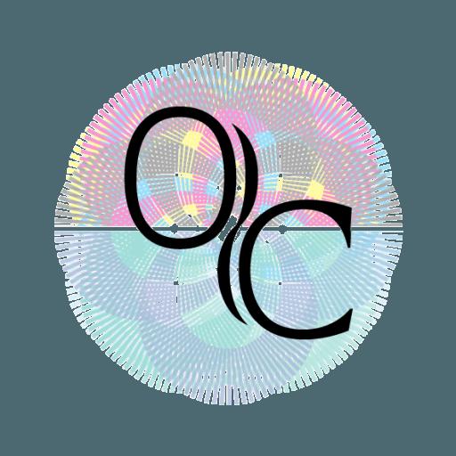 logo_Olivia-Coulon, Graphisme & Web